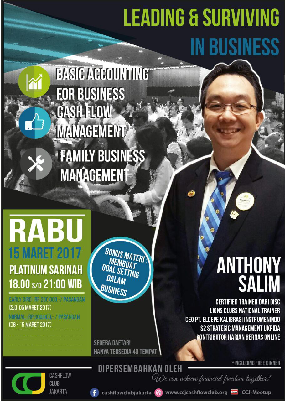 Seminar Basic Accounting UKM