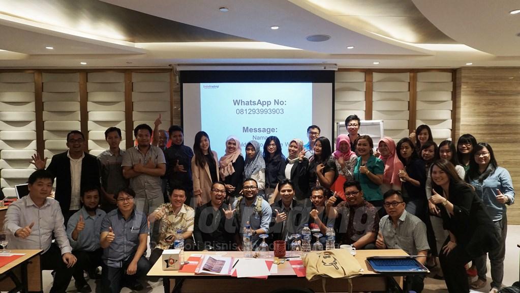 Entreprenuer Club: Jadikan Pengusaha Indonesia Go Digital