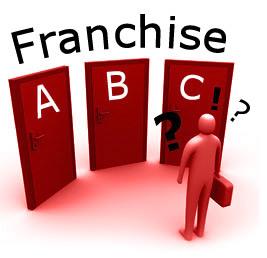 memilih franchise
