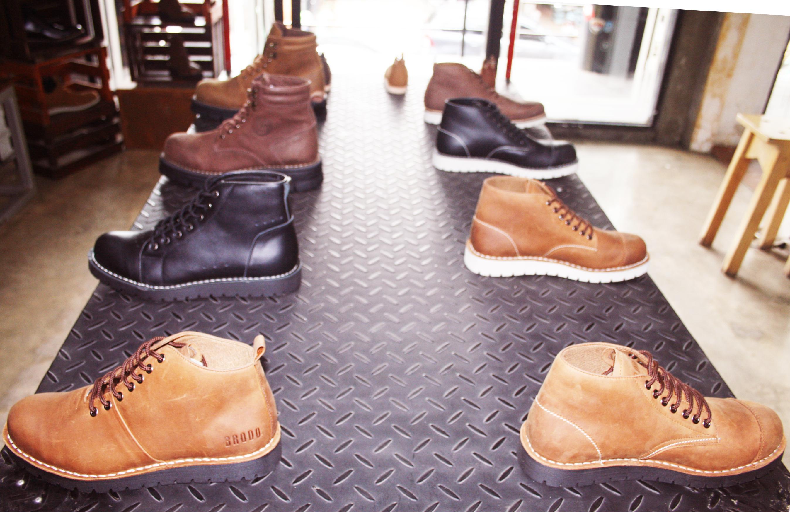 Foto: Brodo Footwear/Dok: indotrading.com