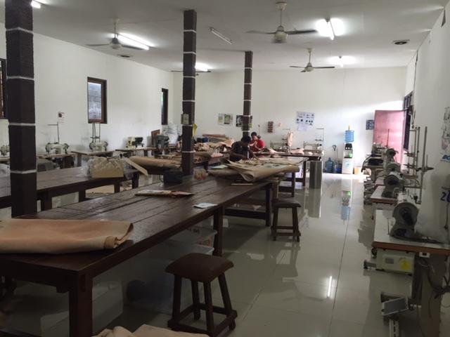 Tempat pembuatan Tas Robita, Dok: Sunny Kamengmau