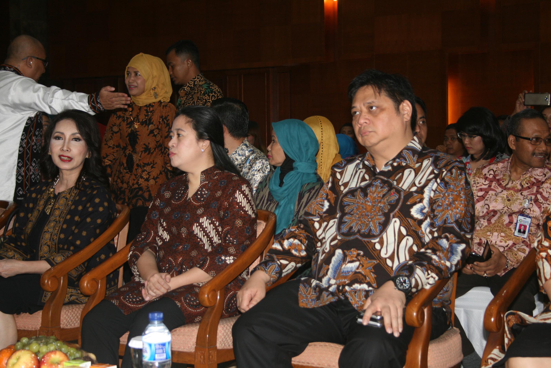 Foto: Presiden Direktur PT Mustika Ratu Tbk, Putri K Wardani (paling kiri)/Dok: indotrading.com