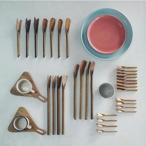 Foto: Salah satu produk Amygdala Bamboo/Dok: Pribadi