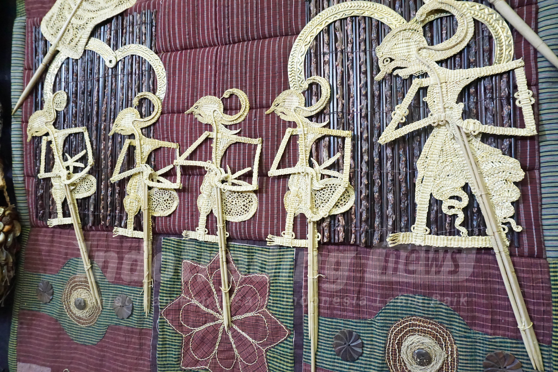 Foto: Salah satu karya Kirono Arundhatie dalam Datie Handicraft/Dok: indotrading.com