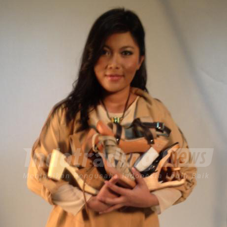 Foto: Pemilik Kloom Clogs, Nadya Mutia Rahma/Dok: indotrading.com