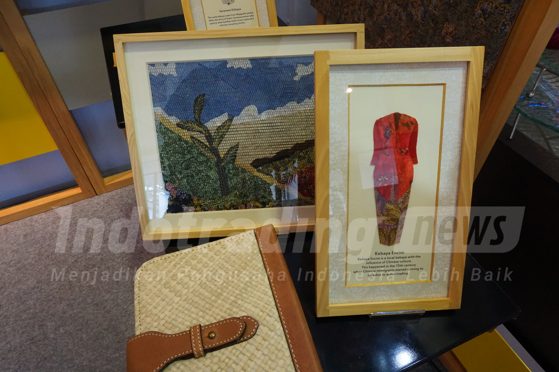 Foto: Kolase batik karya Fatch Craft/Dok: indotrading.com