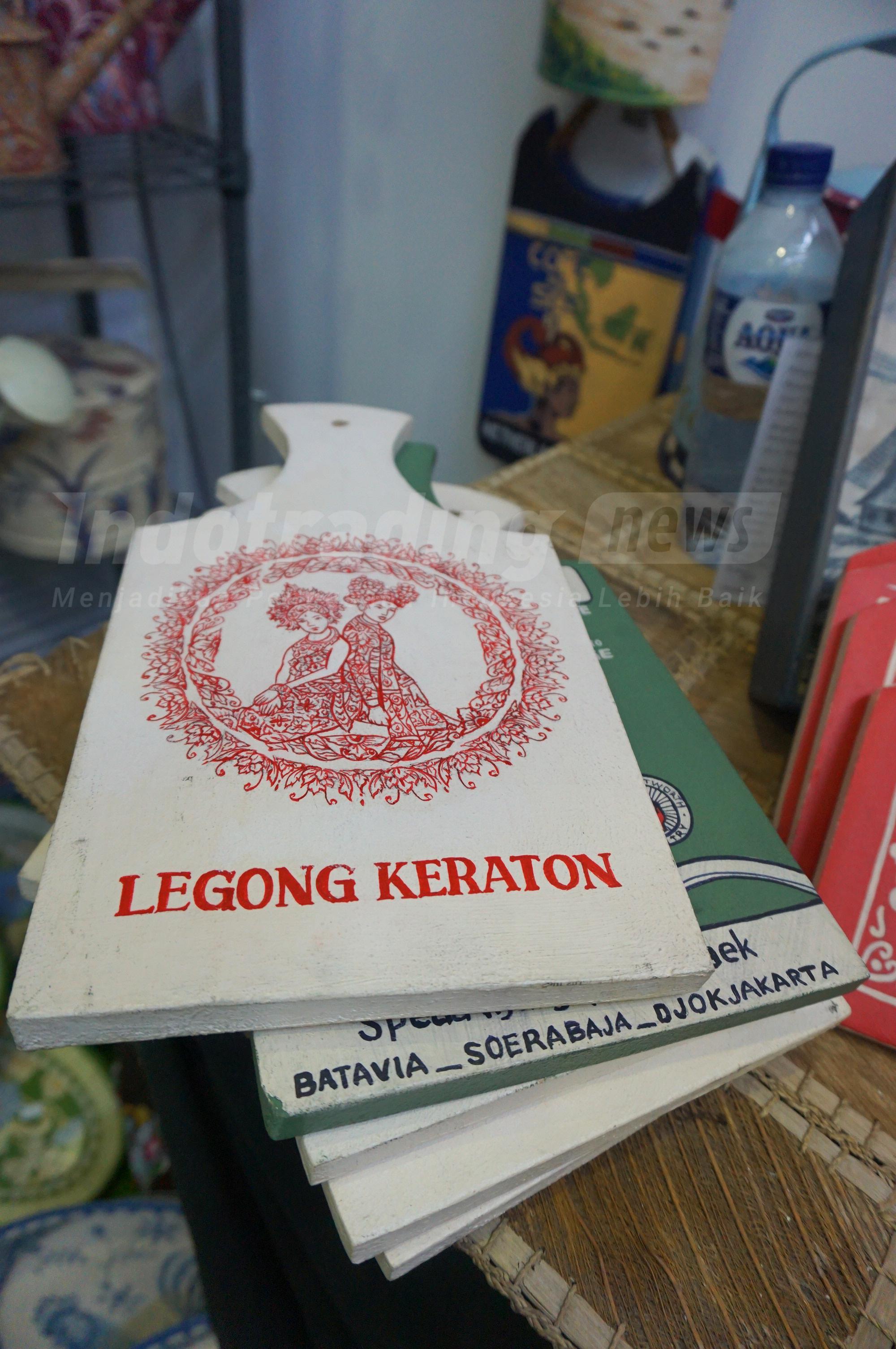Foto: produk Wastraloka yang terbuat dari kayu bekas/ Dok: indotrading.com