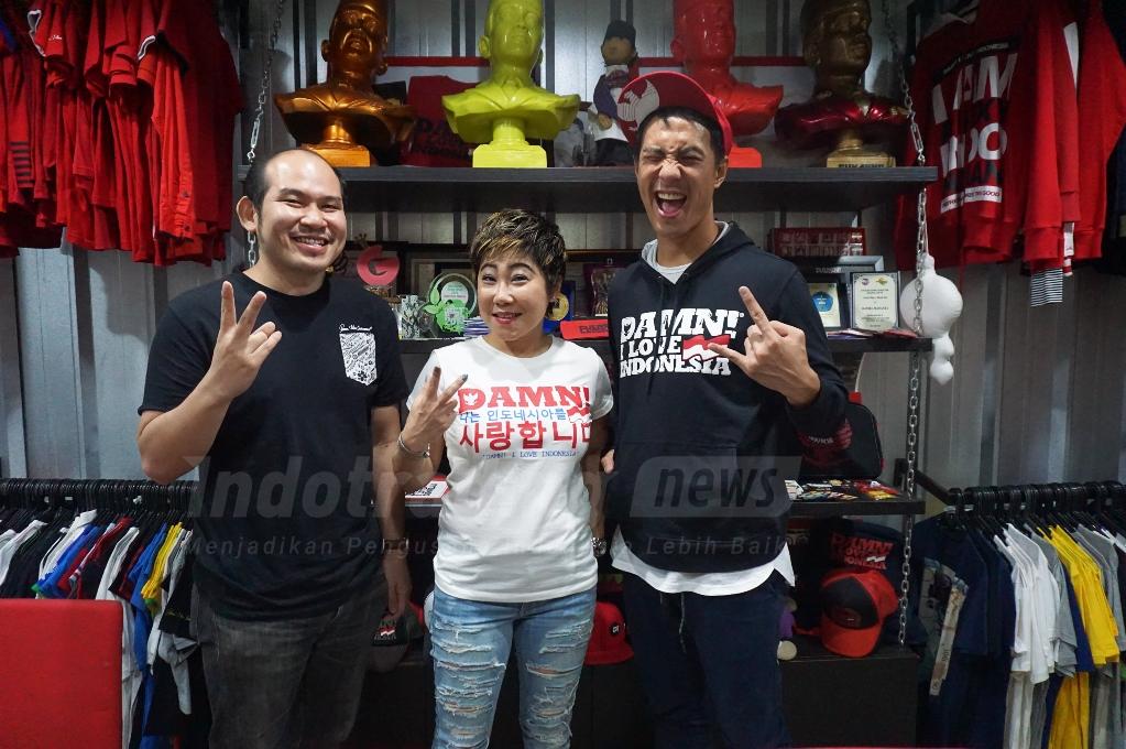 Strategi Bisnis Damn! I Love Indonesia yang Wajib Dicontoh Pengusaha Muda