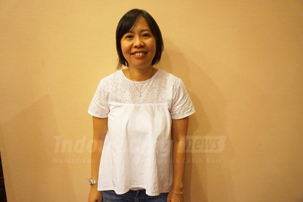 Foto: Vonny, Customer Endagement Head SME Bank BTPN/ Dok: indotrading.com