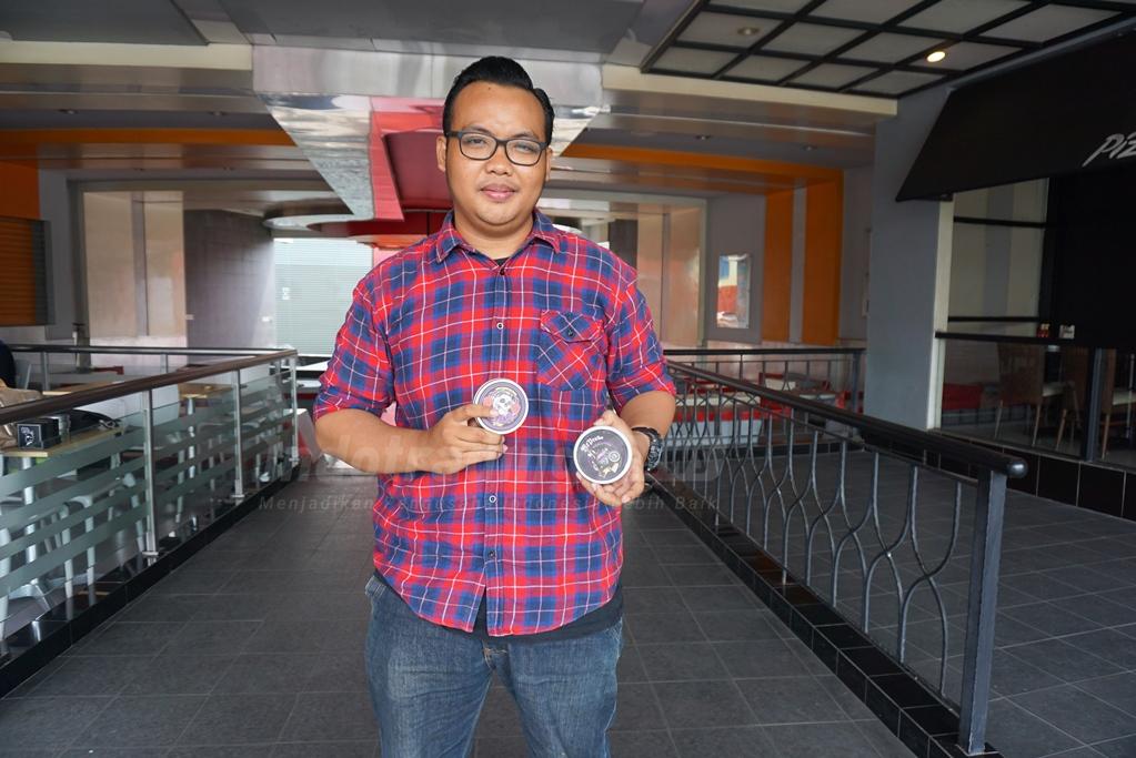 Foto: Pringgodani, CEO Mr. Prabs Pomade/ Dok: Indotrading.com