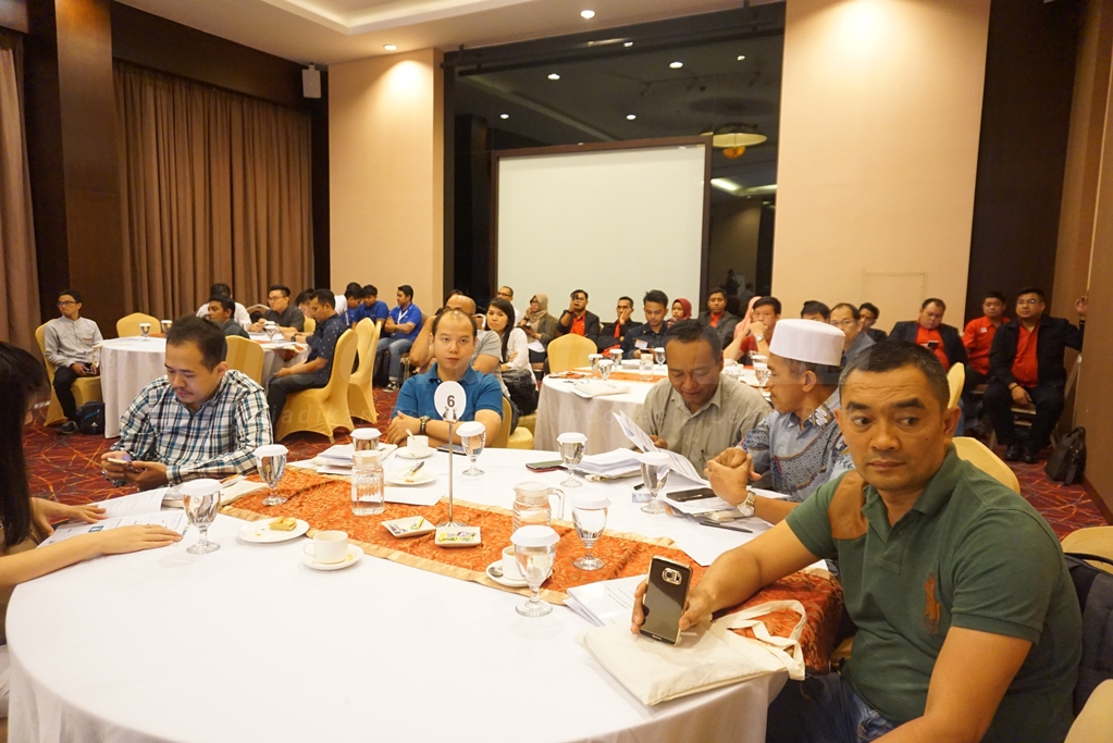 Foto: Acara Workshop Kolaborasi Bank BTPN, Google, dan Indotrading/ Dok: indotrading.com