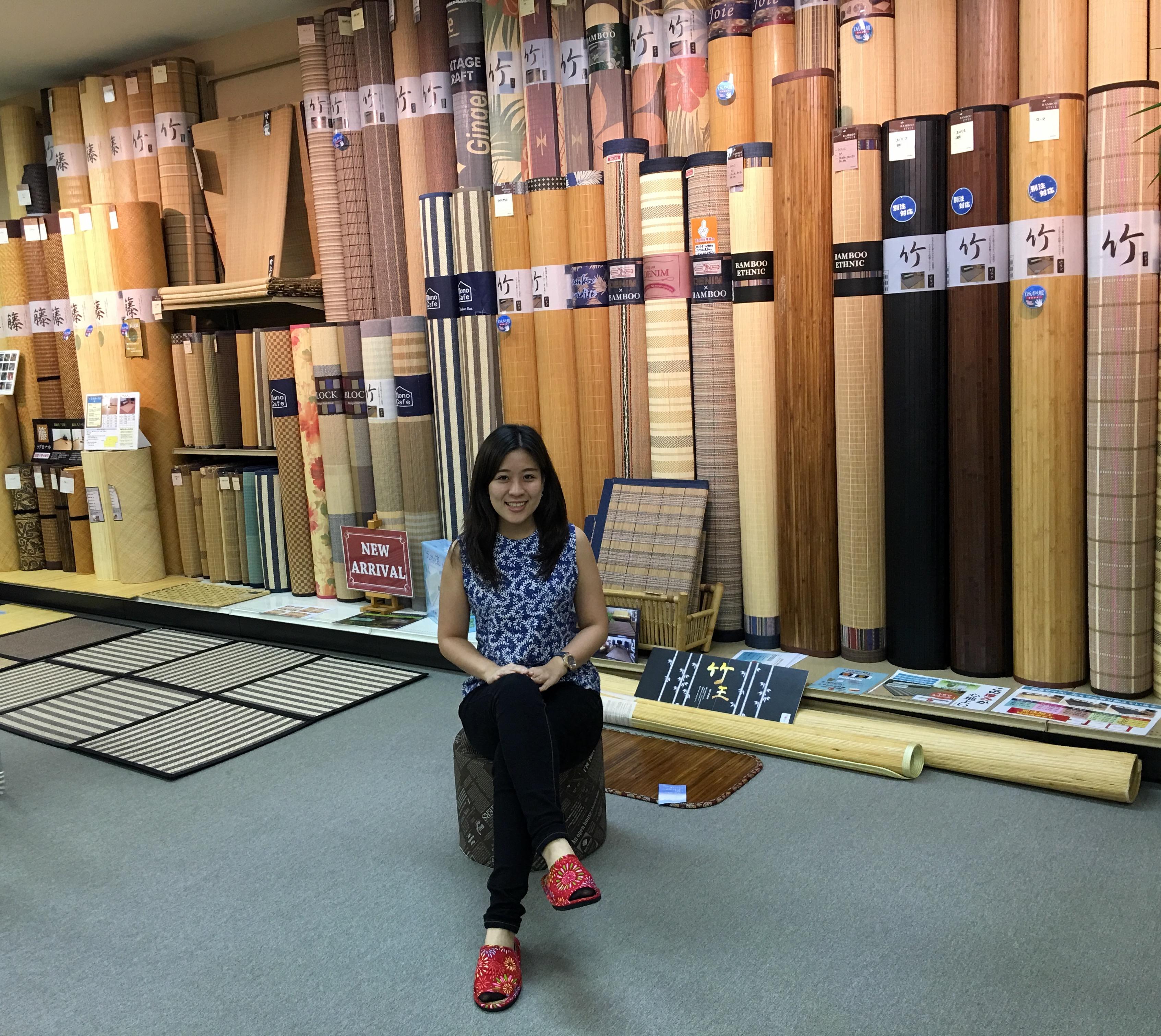 Jual Kerajinan Rotan Online, Anne Patricia Sukses Raup Omzet Ratusan Juta