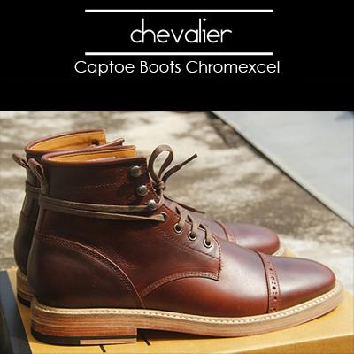 Foto: Sepatu Chevalier/ Dok: Indotrading.com