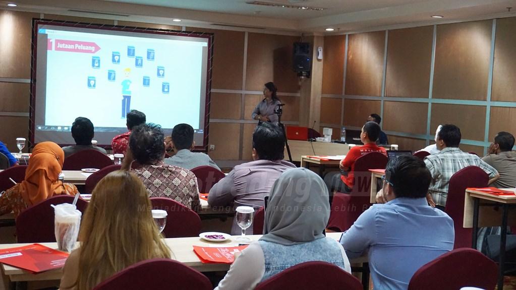 Entrepreneur Club Season 2 di Bandung Berlangsung Meriah