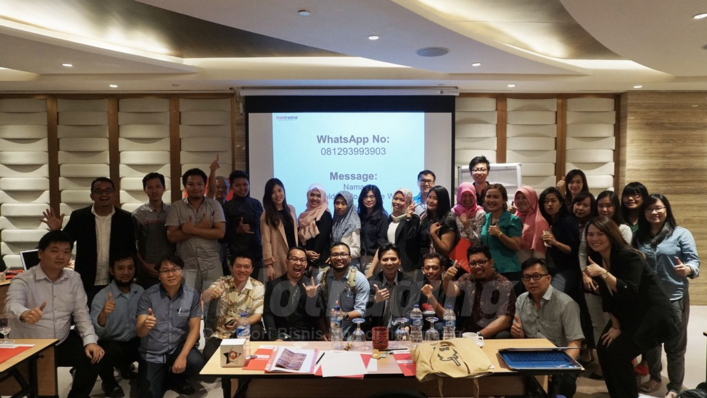 Entreprenuer Club: Jadikan Pengusaha Indonesia Go Digital