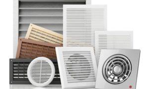 jenis-jenis exhaust fan