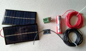cara membuat panel surya