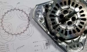 cara gulung dinamo mesin cuci