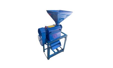cara kerja mesin pengolah padi