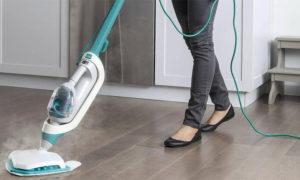 cara menggunakan steam cleaner