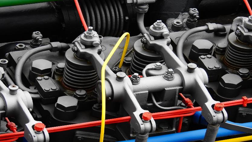 cara kerja mesin diesel 4