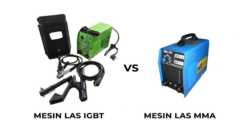 perbedaan mesin las igbt dan mma