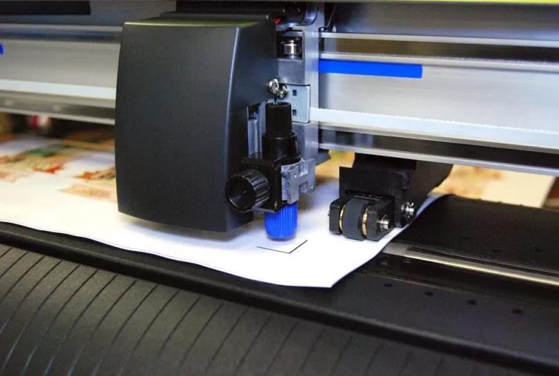 mesin cutting sticker terbaik