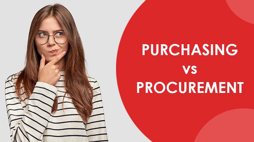 perbedaan puchasing dan procurement