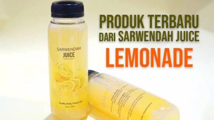Sarwendah Juice