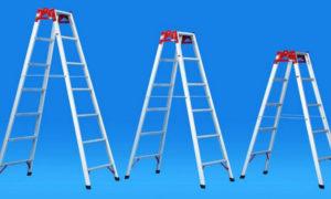 harga tangga lipat alumunium