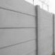 penggunaan pagar beton
