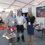 Innovative Technologies from Novosibirsk Region (Russia) were Presented at Manufacturing Indonesia 2015