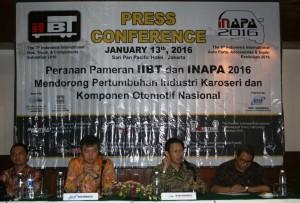 INAPA dan IIBT 2016