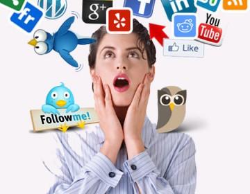 social media a