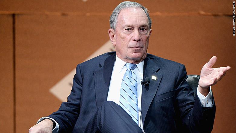 Foto Michael Bloomberg/Dok: CNN