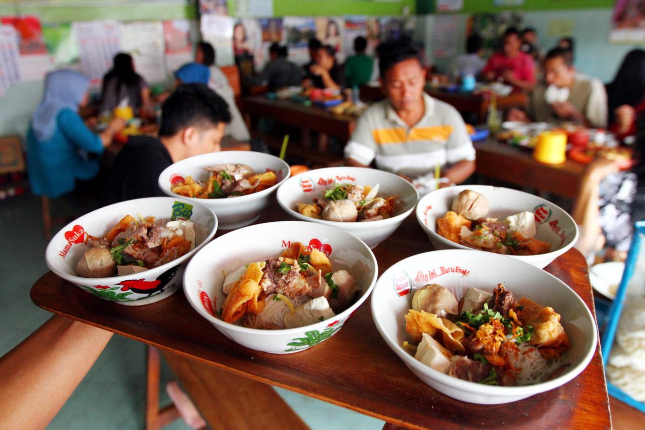 Foto ilustrasi bisnis kuliner/Dok: Wikipedia