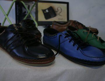 Foto: Salah satu produk sepatu/Dok: indotrading.com