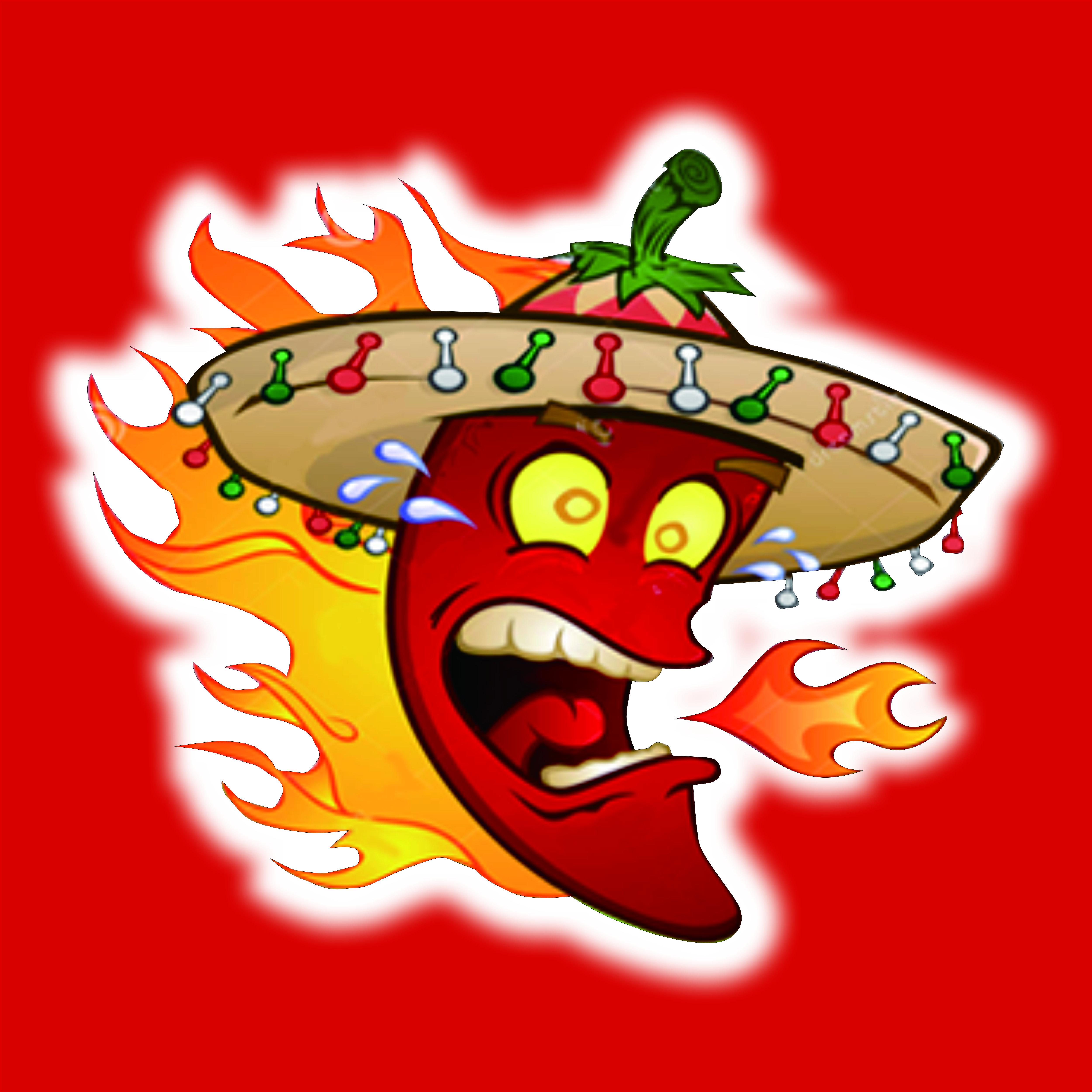 Logo Untuk Makanan Pedas Satu Bangsaku