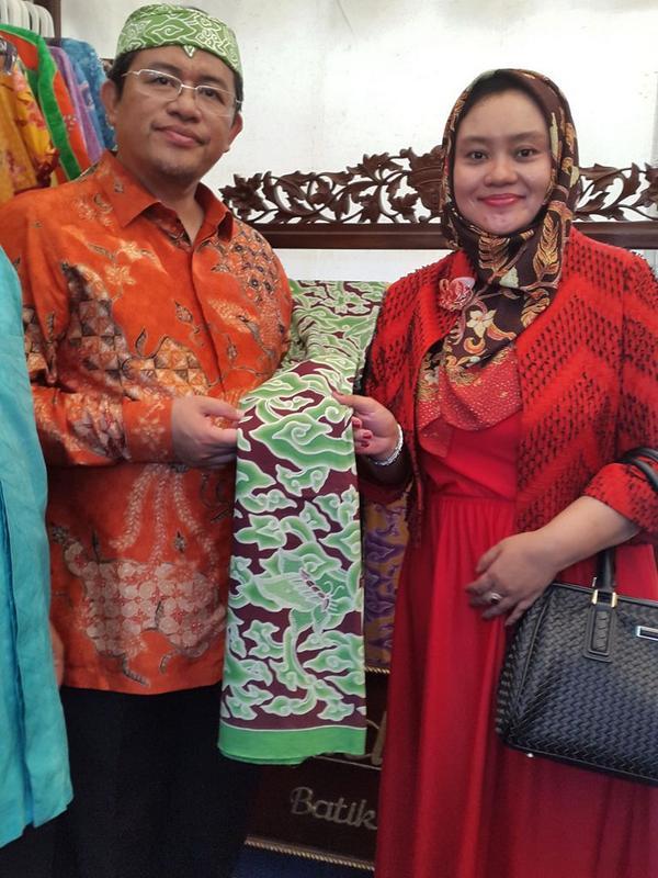 Foto: Pemilik Batik Adifta Efi Utayati/Dok: Pribadi