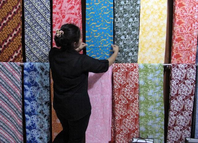Foto: Ilustrasi batik khas Cirebon/Dok: Kementerian Perindustrian