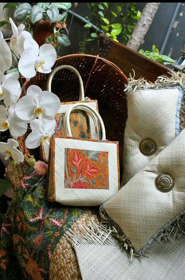 Foto: Salah satu produk yang dihasilkan Erna's Gallery/Dok: Pribadi