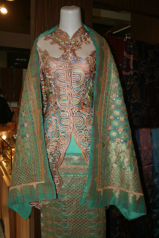 Foto: Produk kain tenun khas Lampung dari Yanti Art & Craft/Dok: indotrading.com