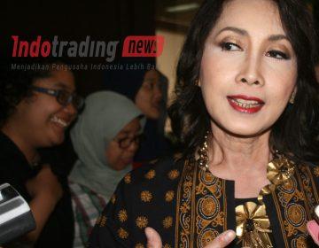 Foto: Presiden Direktur PT Mustika Ratu Tbk, Putri K Wardani/Dok: indotrading.com