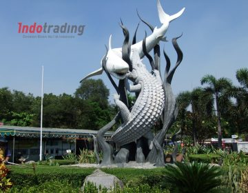 Foto: Ikon Kota Surabaya/ Dok: Indotrading.com