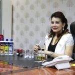 Pernah Hidup Susah, Livienne Russellia Bangkit dan Sukses Berbisnis Kosmetik