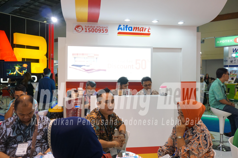Foto: Ilustrasi gerai Alfamart/Dok: indotrading.com
