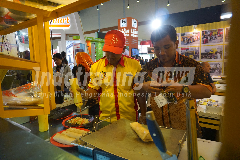 Foto: Ilustrasi gerai Kebab Turki Baba Rafi Dok/indotrading.com