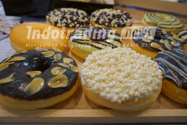 Foto: Berbagai variasi rasa topping Daddy Dough/Dok: indotrading.com