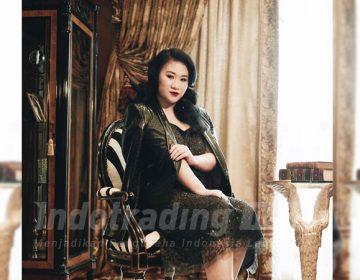 Foto: Pemilik usaha F.H Pour Homme, Feby Haniv/Dok: indotrading.com