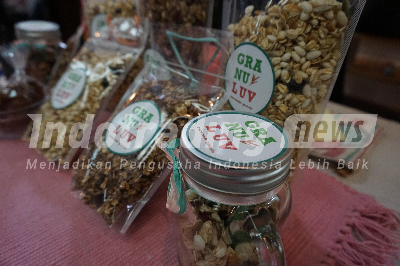 Foto: Berbagai macam produk Granuluv/Dok: indtrading.com